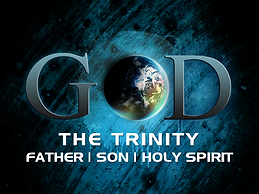 The Trinity | Father, Son, Holy Spirit