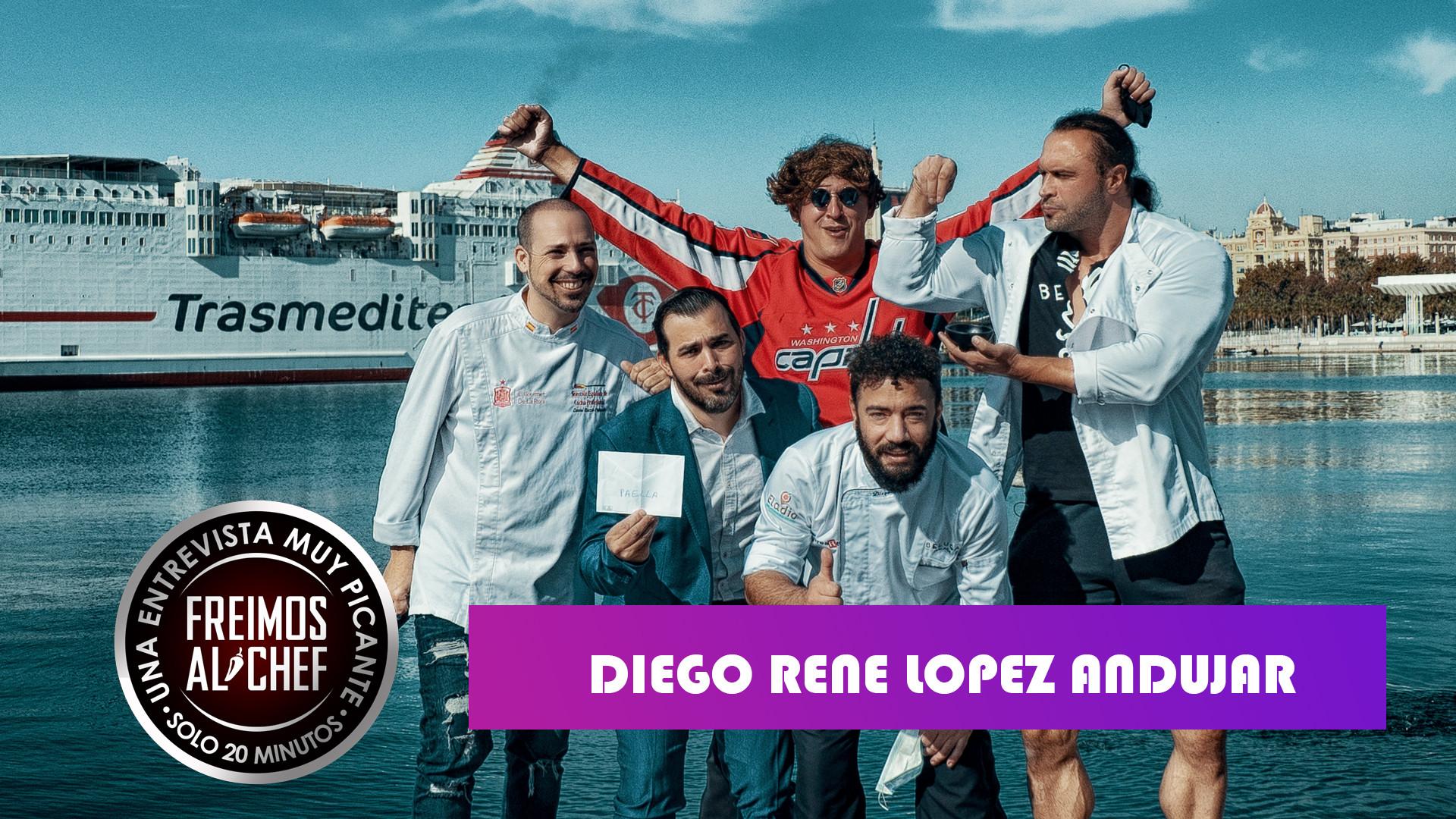 Freimos Al Chef - Diego Rene