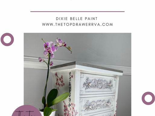 Painting With Silk All In One - Furniture Makeover