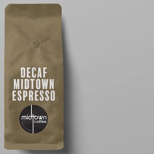 Decaf Midtown Espresso