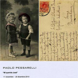 MI QUERIDO JOSE', Galleria Maria Cilena - Milano, cartolina invito