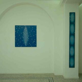 INTERAZIONI CON SEGNALI STANDARD, Galleria Dieci.Due - Milano, 2001