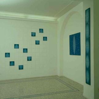 INTERAZIONI CON SEGNALI STANDARD, Galleria Dieci.Due! - Milano, 2001
