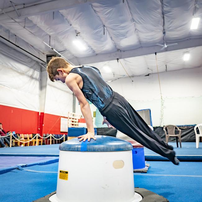 Gymnast Training