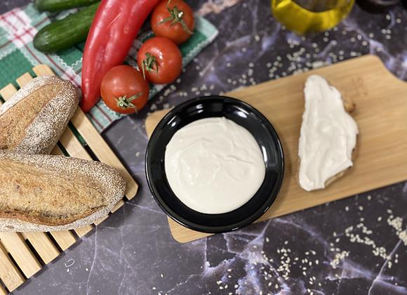 ממרח בסגנון גבינה לבנה בטעם טבעי