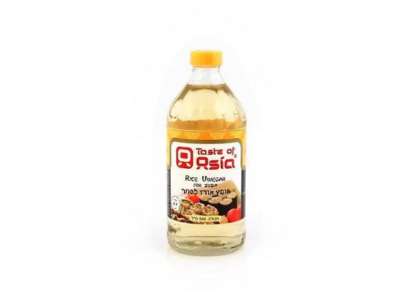 חומץ אורז לסושי 500 מל- טייסט אוף אסיה