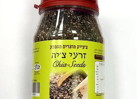 זרעי צ'יה - 300 גרם - צ'צ'יק