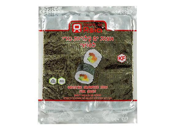 אצות נורי קלויות לסושי