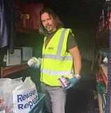 Andy - volunteer