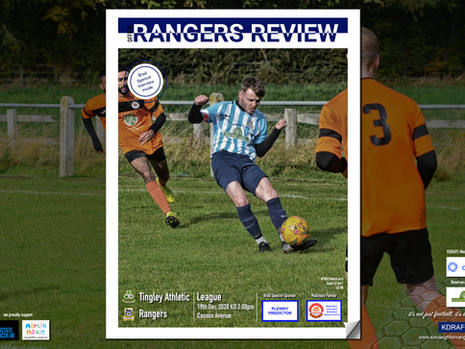 Up Next: Tingley Athletic Reserves