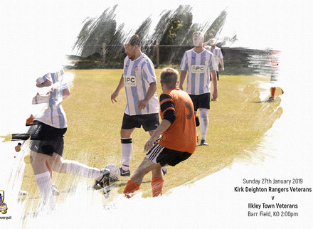 Match Preview: Ilkley Town Veterans