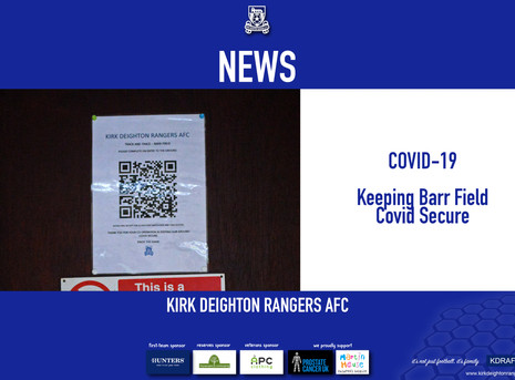 Update To Club Covid Guidelines