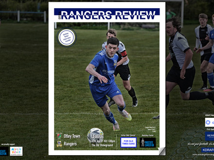 Preview: Otley Town v Rangers