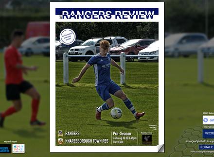 Next Up: Knaresborough Town Reserves