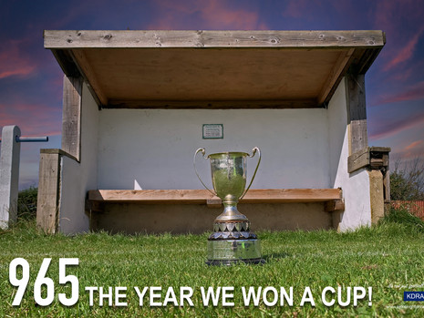 1965 - The Year We Finally Won A Cup!