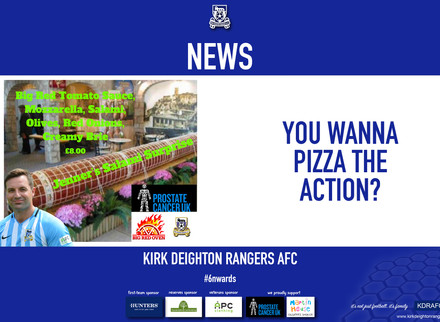 You Wanna Pizza The Action?