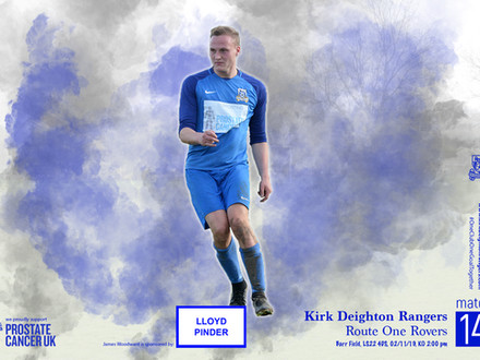 Kirk Deighton Rangers v Route One Rovers Match Preview