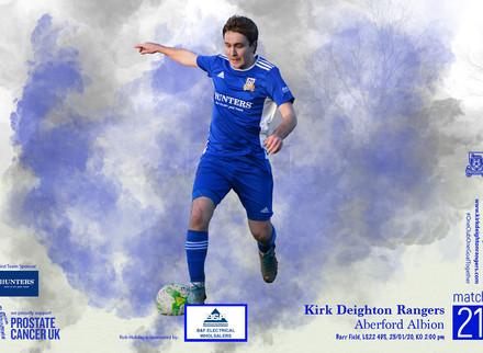 Kirk Deighton Rangers v Aberford Albion Match Preview.