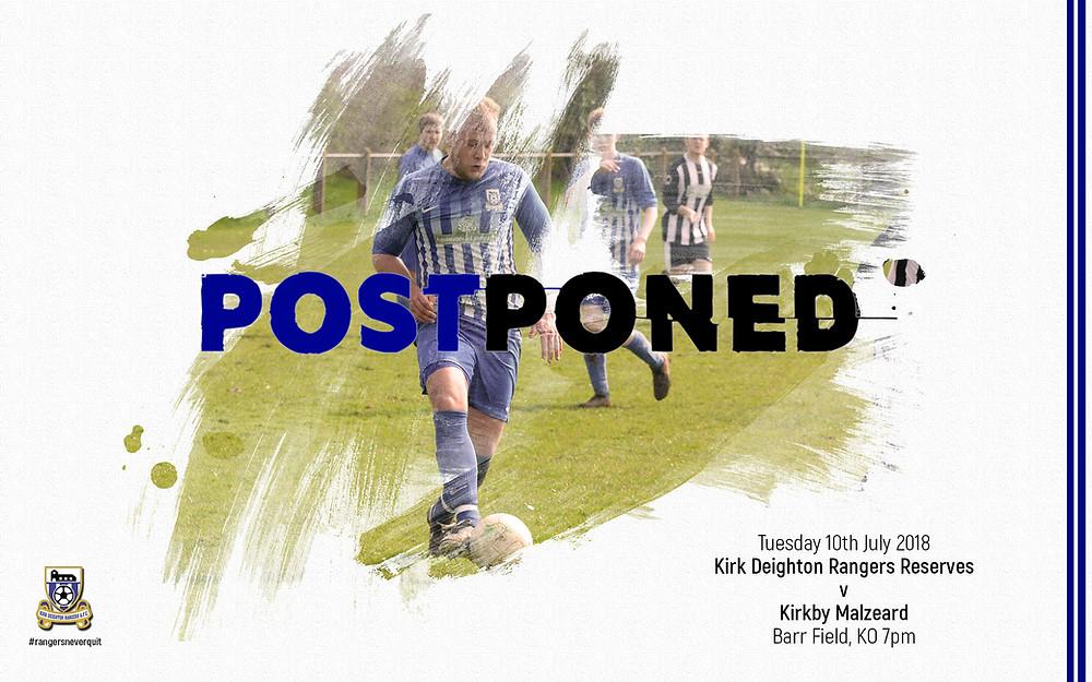 Postponed Graphic