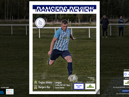 Preview: Tingley Athletic Reserves