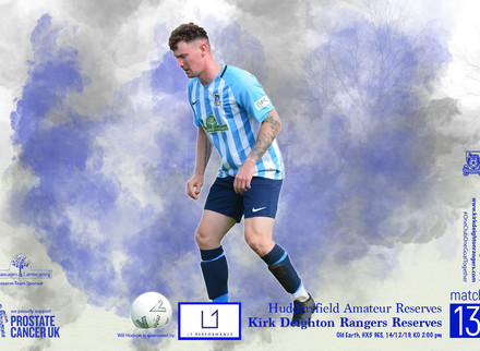 Huddersfield Amateur Res v Kirk Deighton Rangers Res Match Preview.