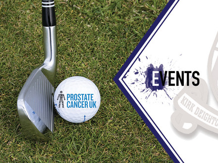 Charity Golf Day Update