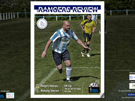 Preview: Wetherby Athletic Veterans