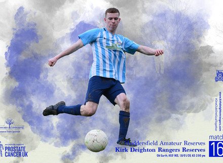 Huddersfield Amateur Reserves v Kirk Deighton Rangers Reserves Match Preview.