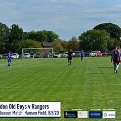 Rawdon OB v Rangers
