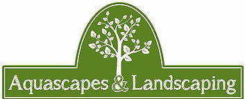 Aquascapes & Landscaping Logo