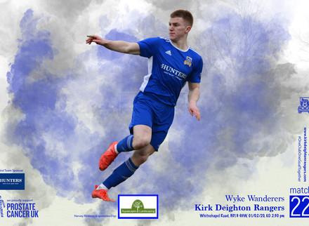 Wyke Wanderers v Kirk Deighton Rangers Match Preview.