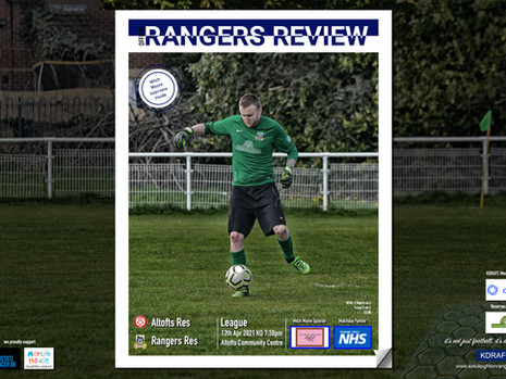 PREVIEW: Altofts FC Reserves