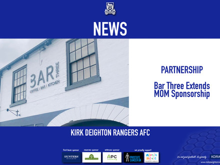 Bar Three Extend Partnership