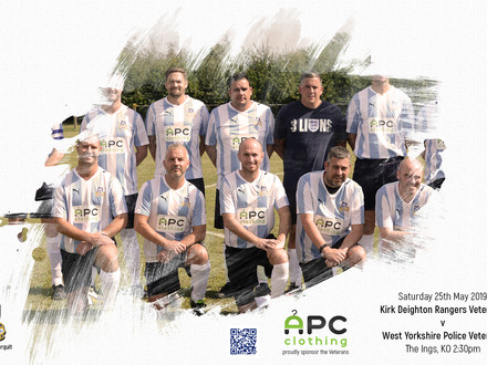 Preview: West Yorkshire Police Veterans.