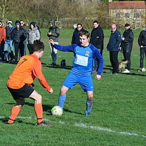 Wetherby Athletic v KDRFC
