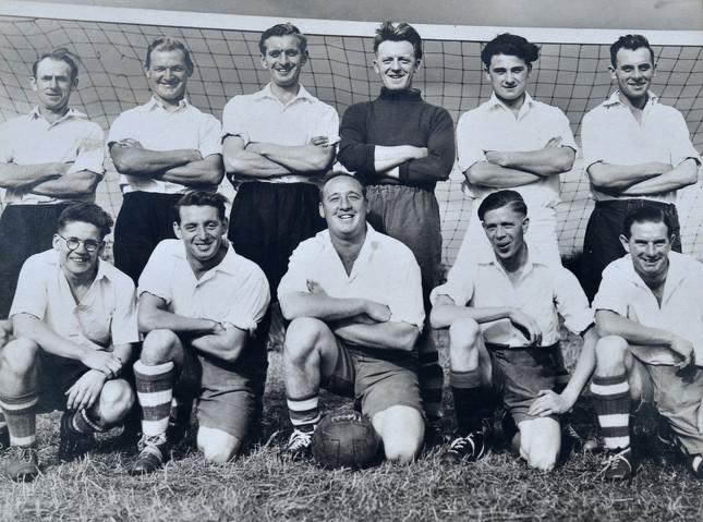 Kirk Deighton Rangers 1955/1956