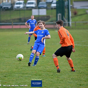 Wetherby Athletic v KDR