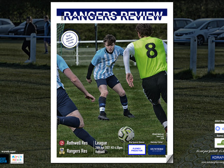 Preview: Rothwell Reserves