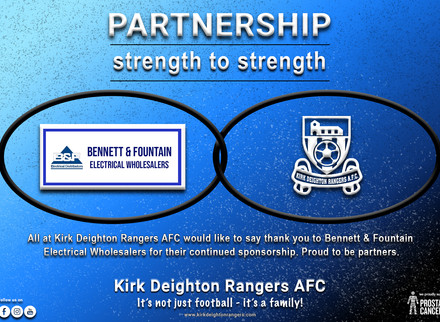 Bennett & Fountain Partnership Continues.