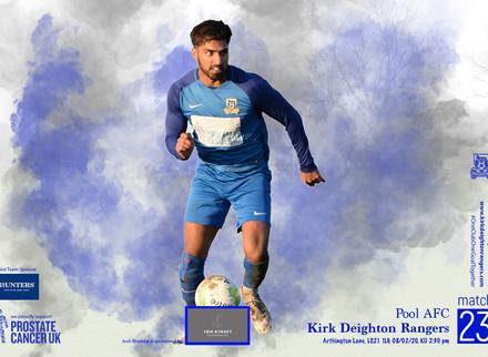 Pool AFC v Kirk Deighton Rangers Match Preview.