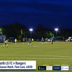 Garforth LG v Rangers