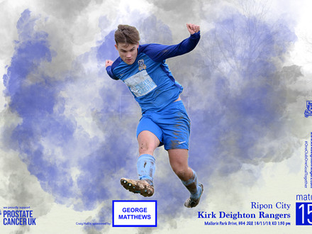 Ripon City v Kirk Deighton Rangers Match Preview.