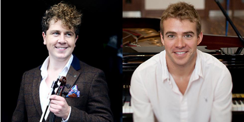 Music Network presents Patrick Rafter (violin) & Fiachra Garvey (piano)