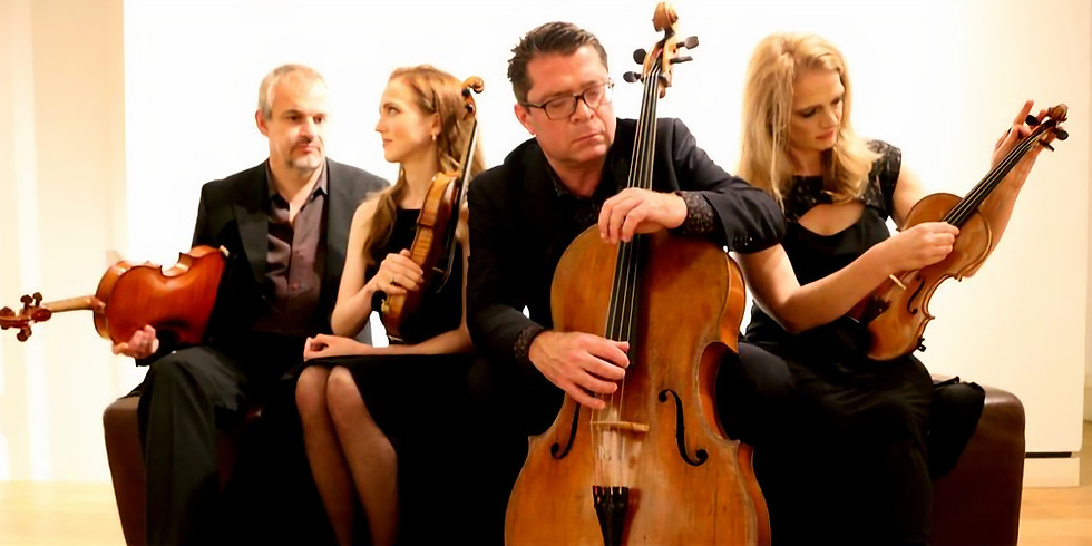 SOLD OUT Esposito Quartet   National String Quartet Foundation