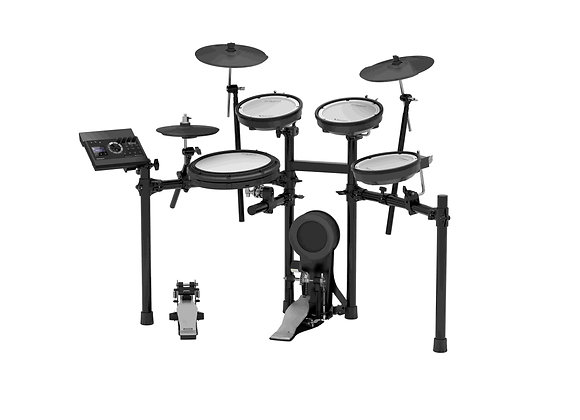 TD-17KVS Roland - Batería V-Drums con stands MDS-Compact