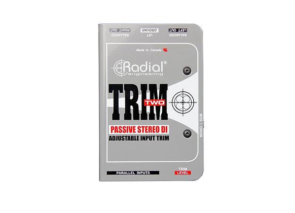 Trim-Two - Radial Caja directa pasiva