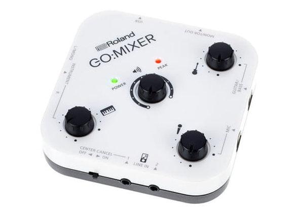 Go:Mixer Roland - Mezcladora smartphone iOS/Android