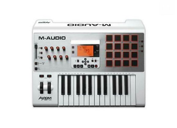 AXIOM AIR 25 M-AUDIO - Teclado controlador MIDI avanzado 25 teclas