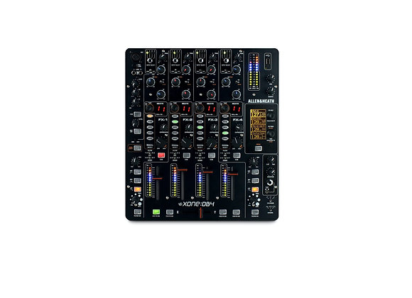 Xone DB4 Allen & Heath - Mezcladora DJ 4 canales