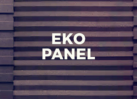 AW EKO - Panel absorción sin forrar 60cm x 120cm